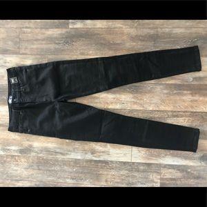 NWT A&F high rise super skinny jeans